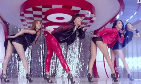 12 Explicit Dance Moves That Are Banned By The Korean